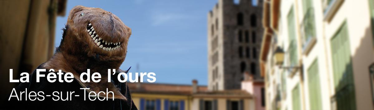 Fête de l'Ours d'Arles sur Tech